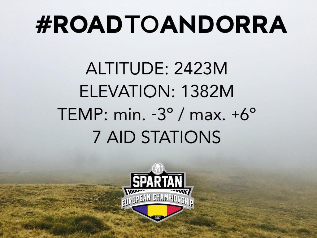 Andorra Spartan Race 2017