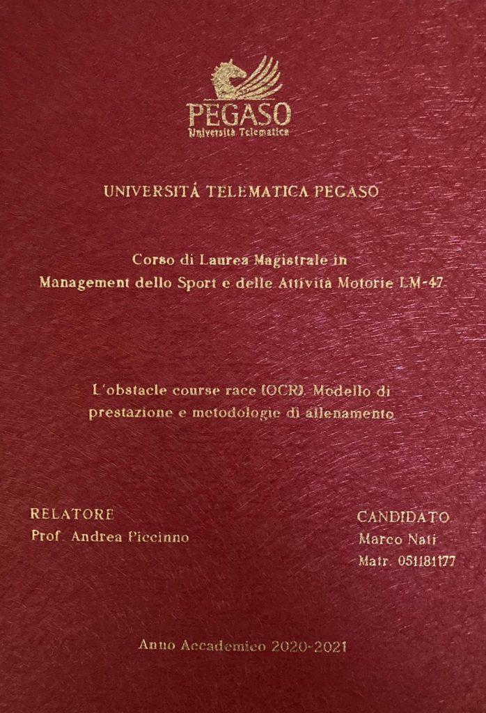 tesi laurea marco nati - mesocicli e macrocicli